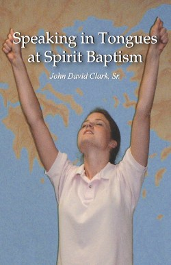 Cover of Speaking in Tongues at Spirit baptism book. read online now.
